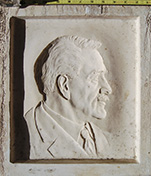 Huff's Michelson plaque mold