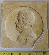 The De La Guerra plaque mold