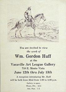 The Art of Sculptor William Gordon Huff, Part V