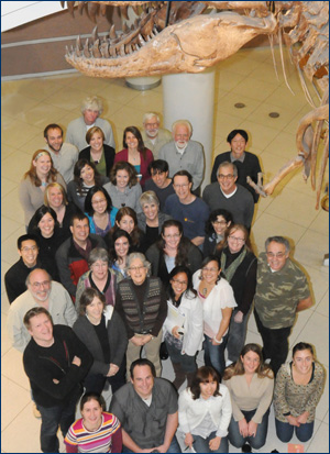 UCMP 2012 group photo