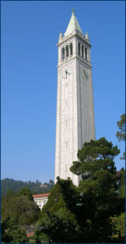 The Campanile (Sather Tower)