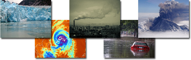 Understanding Global Change photo collage