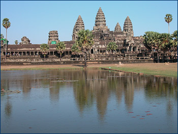 Goodbye to Angkor Wat