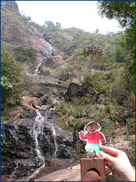 Thac Bac waterfall