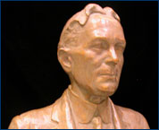 Bust of William Diller Matthew