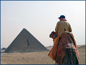 Did you know that the pyramids of Egypt are made of forams?