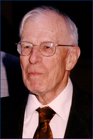 Joe Gregory in December, 1995