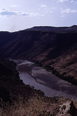 Blue Nile Gorge