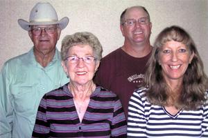 The Engdahl family