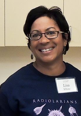 Lisa at Cal Day